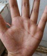 手相感情线分析:有这几种感情线的女人