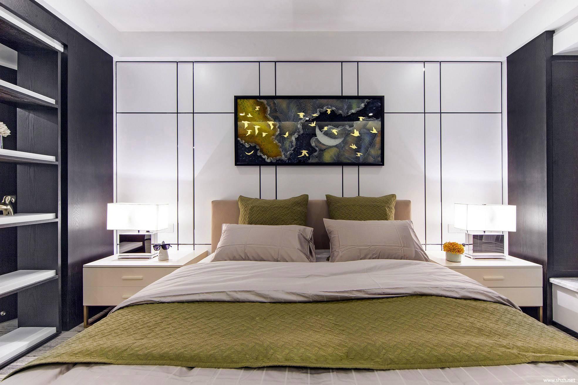 风水卧室床怎么摆放 有什么讲究